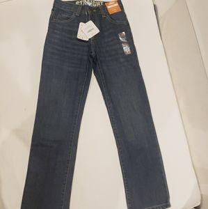 NWT - Gymboree Boys' Straight Fit Jean - sz 8 slim